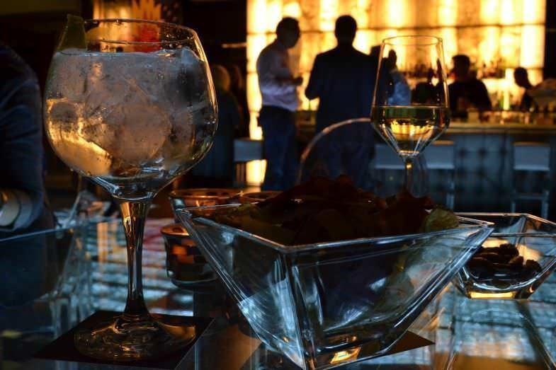 Gyntonic en el Glass