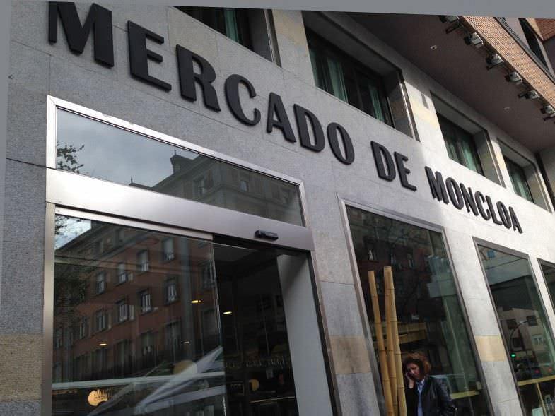 Mercado Moncloa
