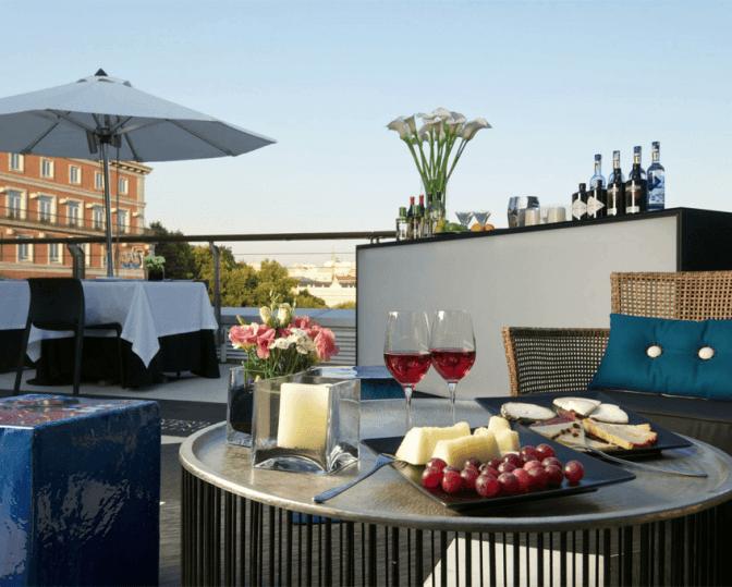 Las mejores terrazas de madrid for La casa encendida restaurante madrid