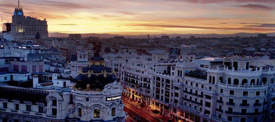 Las mejores terrazas de madrid for Azoteas madrid