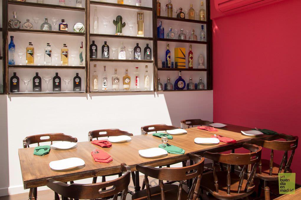 Restaurante La Embajada Madrid