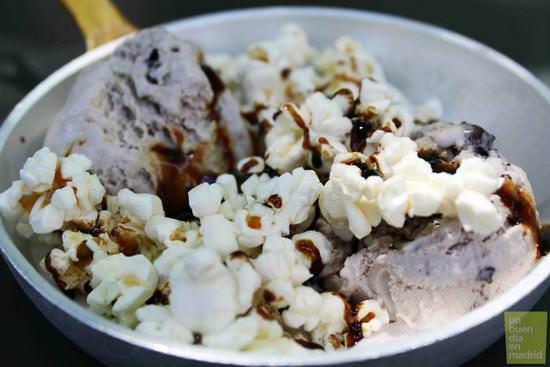 Ice Movie: ¡helado con palomitas!