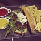 Hamburguesa Kaprika Bar