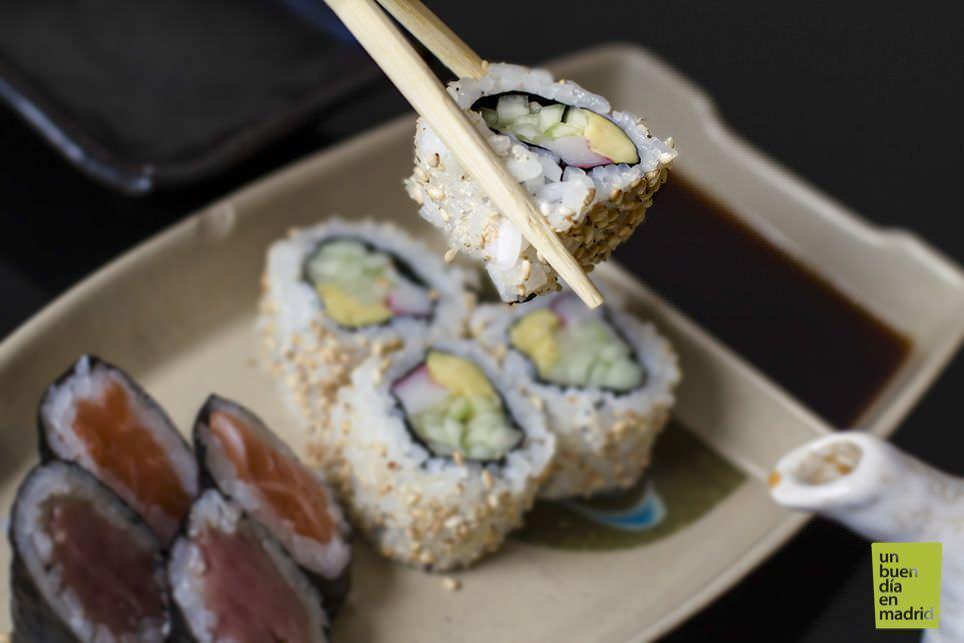 Nipón Taro, restaurante japonés en Madrid