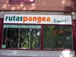 Rutas Pangea