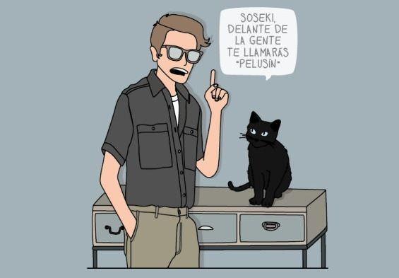 Cooltureta y el gato