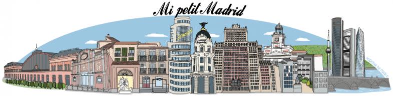 Un buen dia en Madrid y Moderna de Pueblo