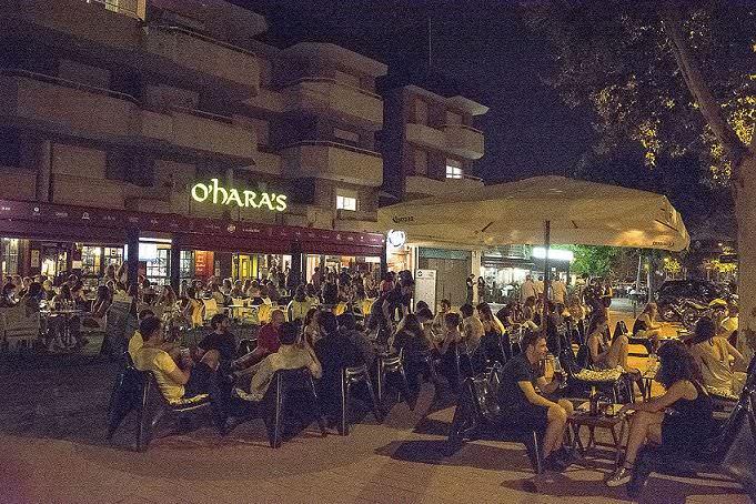 O'Hara's Irish Club - Un buen día en Madrid