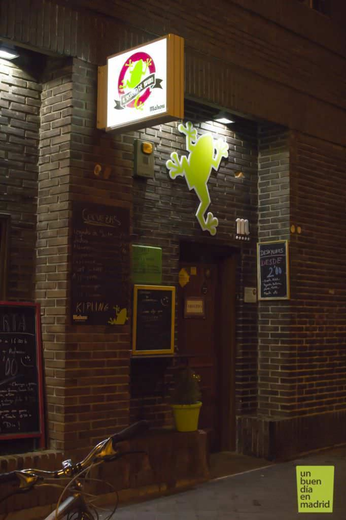 bar original de argüelles