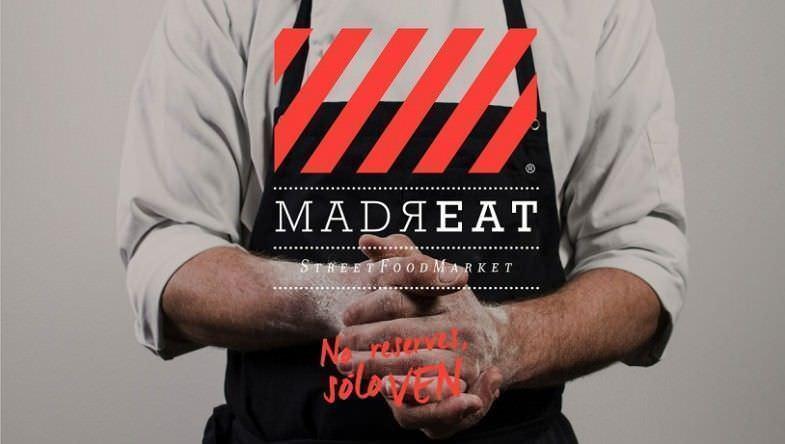 Madreat comida Madrid