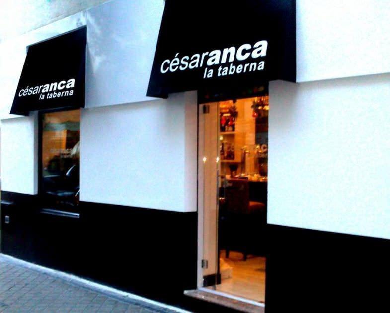 La taberna de César Anca
