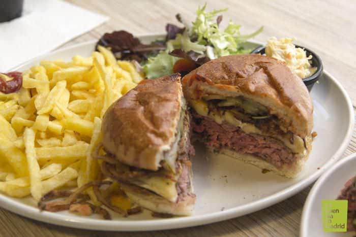Restaurante Alta Burgersía