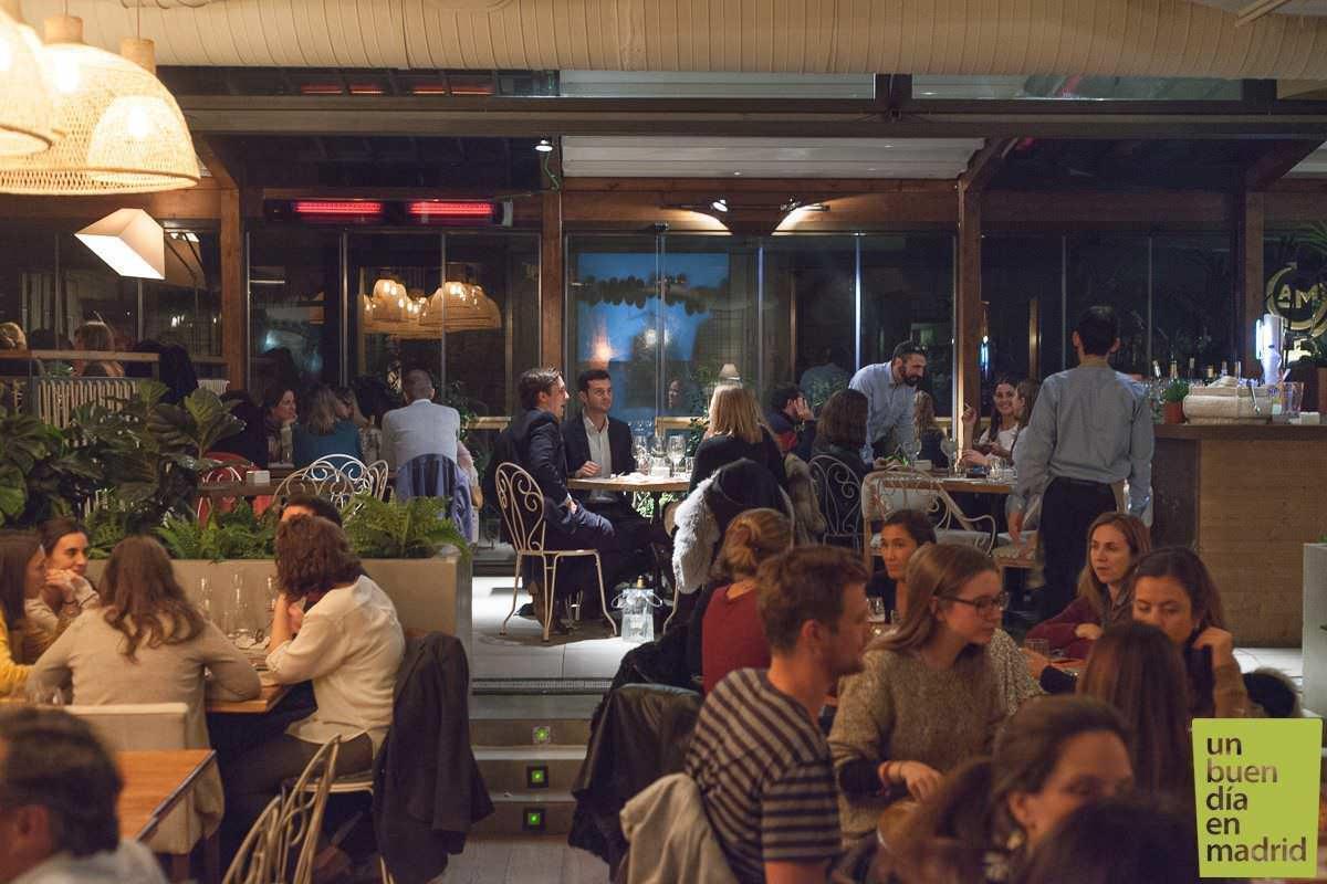 Marieta restaurante un buen d a en madrid - Marieta restaurante madrid ...