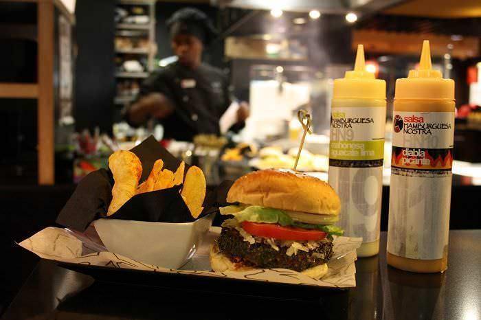 Hamburguesa Gourmet Experience