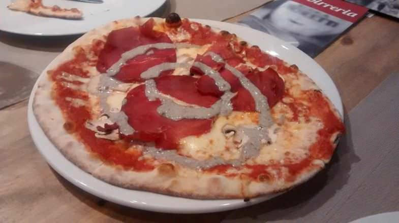 Pizzas Via Birra