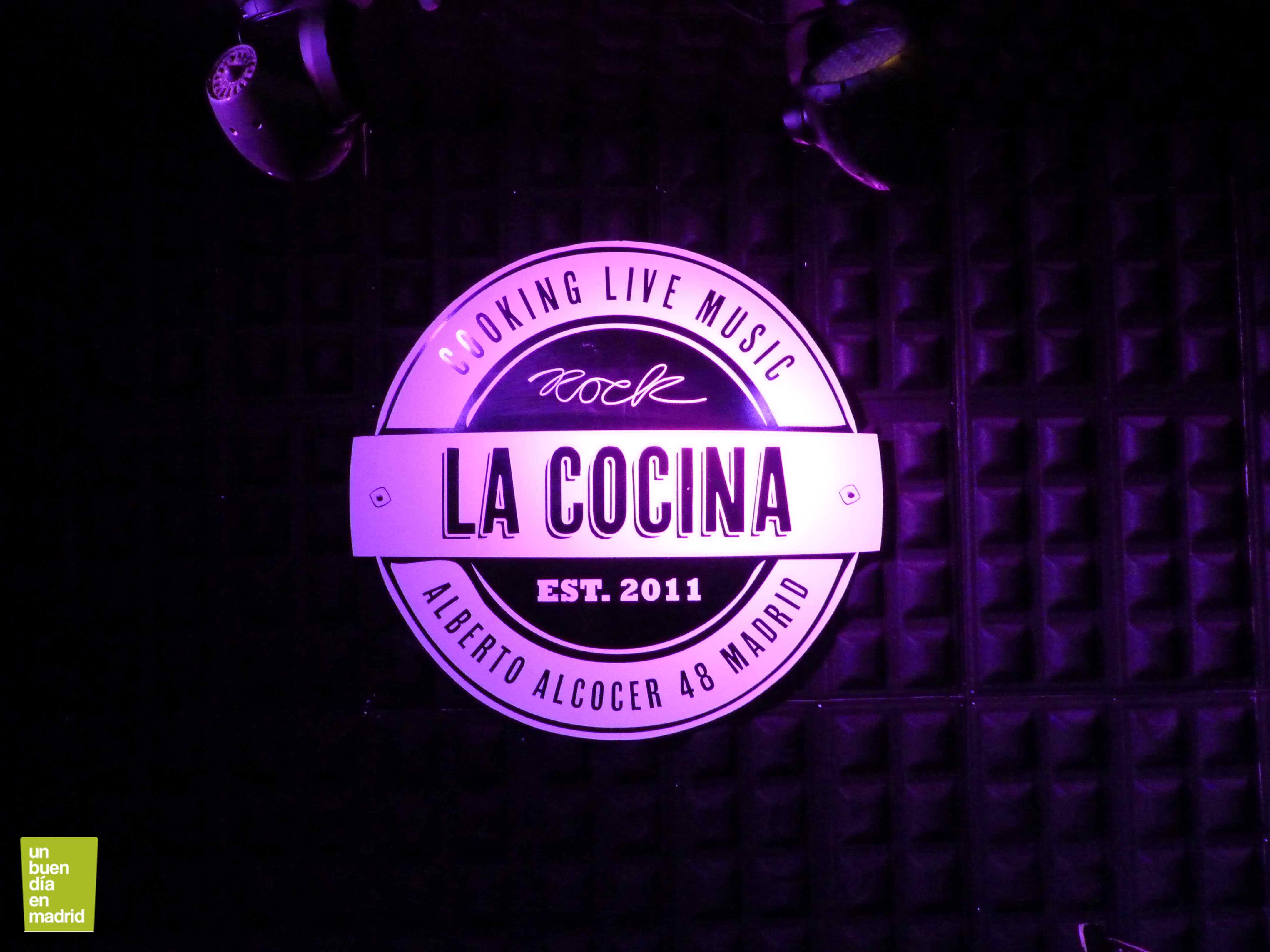 La Cocina Rock Bar Un Buen D A En Madrid
