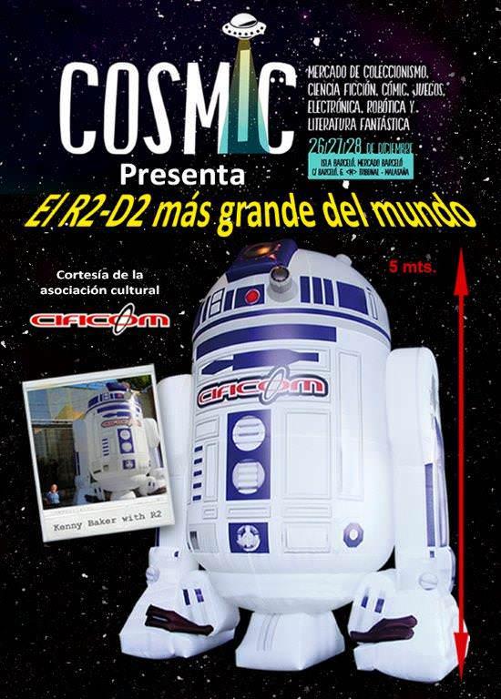R2-D2 gigante