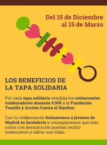 Tapa Solidaria