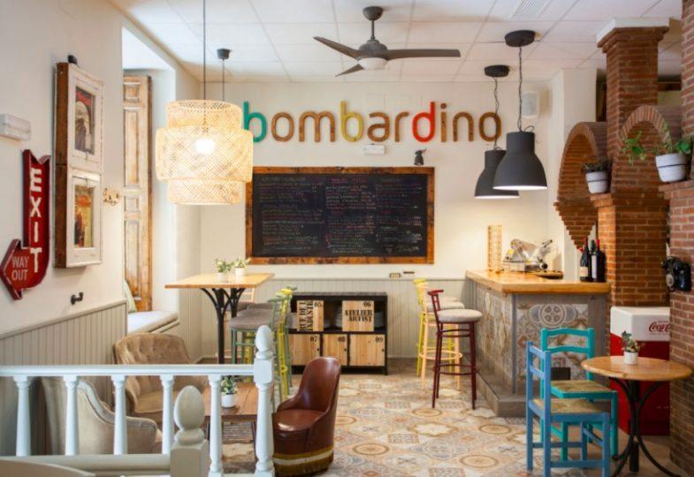 Bombardino Café