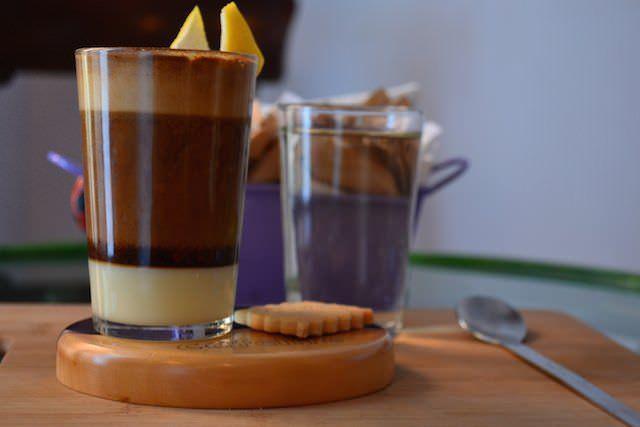 Reinterpretación del café bombóm