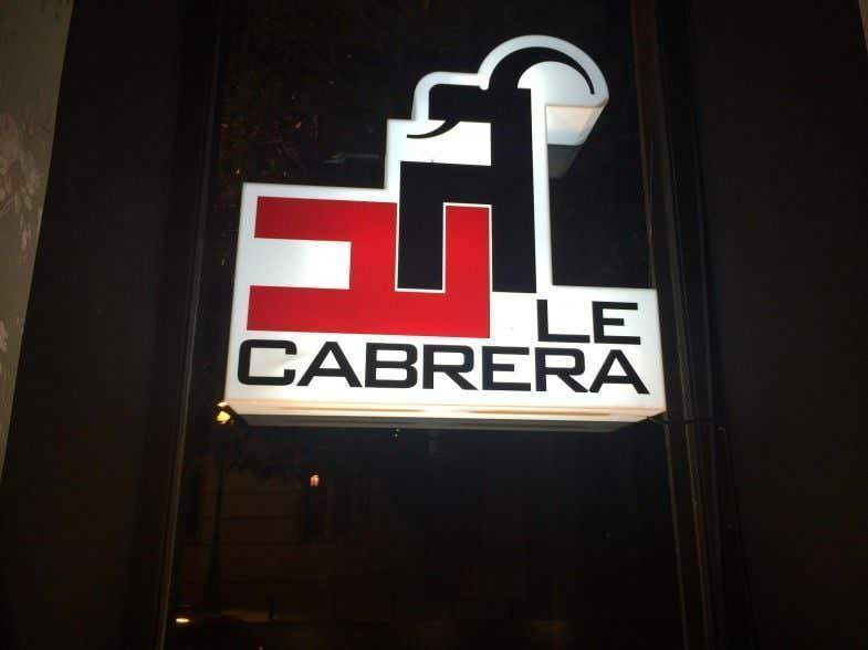 Le Cabrera.