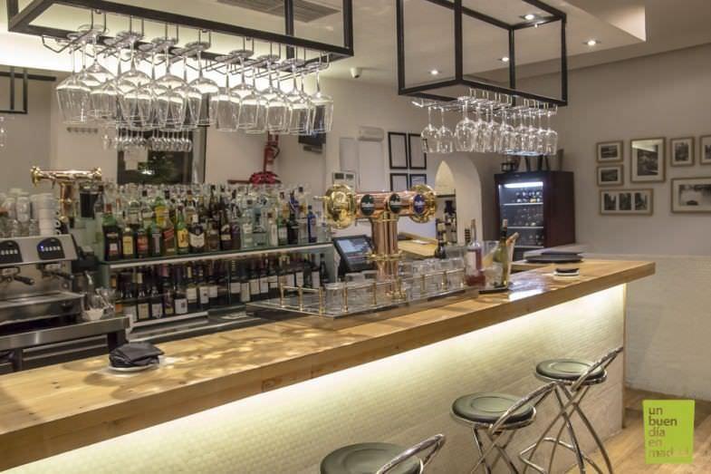 barra | Restaurante el 7 de Zahonero