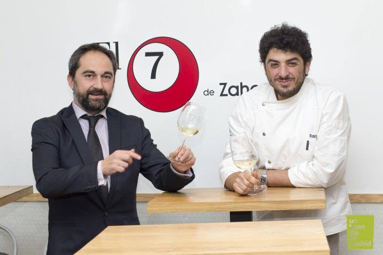 Los propietarios | Restaurante el 7 de Zahonero