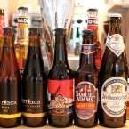 Selección de cervezas artesanales (impronunciables y buenísimas)