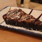 El riquísimo brownie The Place