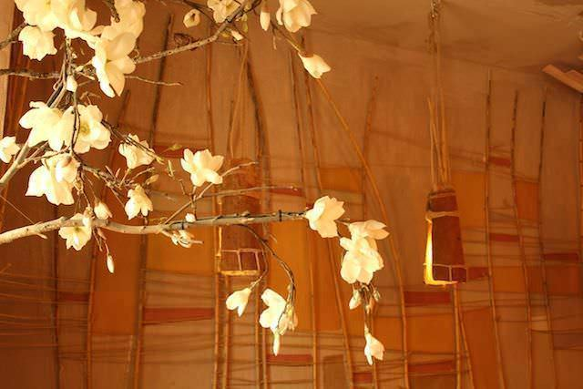detalle interior Mama Campo