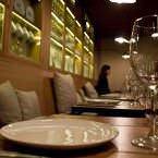 La Sala, ambiente confortable y elegante