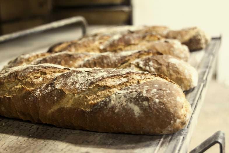 riquísimos panes artesanos