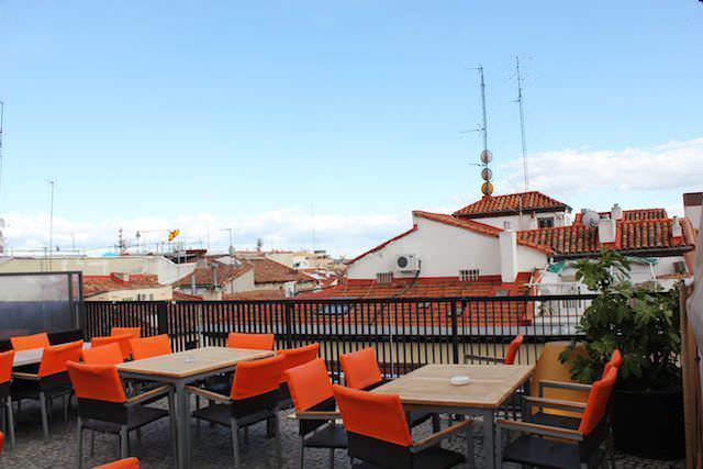 Gau&Café y sus vistas al corazón de Lavapiés