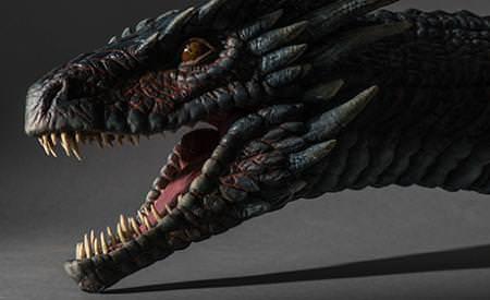 Drogon: el dragón de Daenerys Targaryen