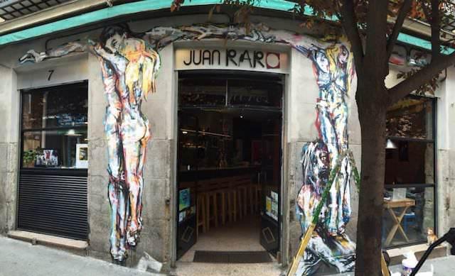 Juan Raro decorada