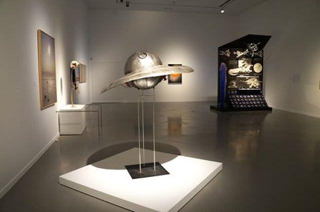 """Exposición """"Astronomy. Incursiones en el Cosmos"""""""