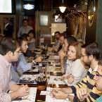 O'hara's presenta sus nuevas hamburguesas - Un buen día en Madrid