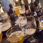Grimbergen, la cerveza que estábamos buscando - Un buen día en Madrid