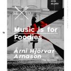 2ª edición de Music is for #Foodies con Is Tropical - Un buen día en Madrid