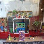 El barrio de Lavapiés se convierte en obra de arte en C.A.L.L.E - Un buen día en Madrid