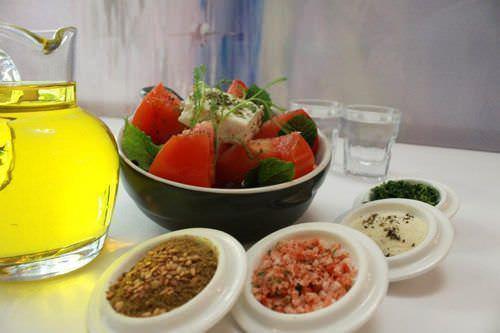 restaurante griego en Madrid
