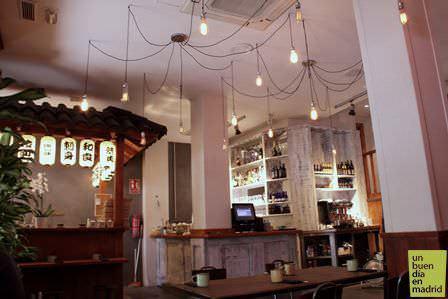 restaurante aponés en Madrid