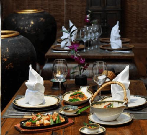 Cocina tailandés en Madrid