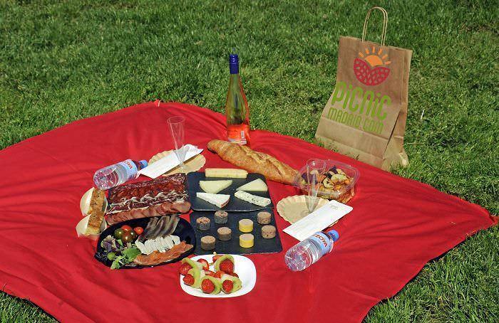picnic de calidad en madrid