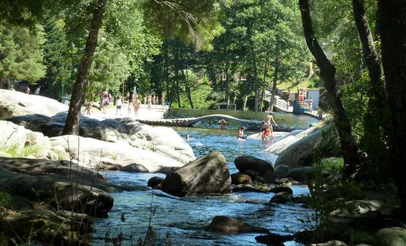 m s piscinas naturales cerca de madrid un buen d a en madrid
