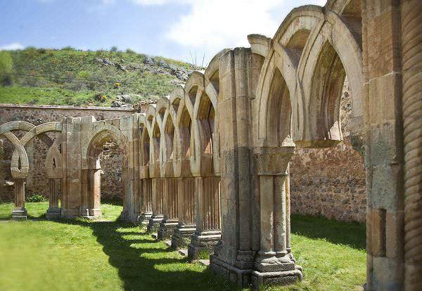 Arcos de San Juan Soria