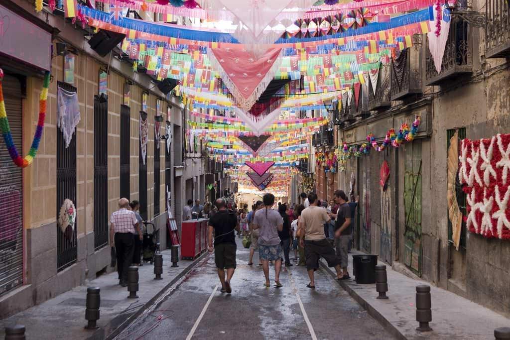 Fiestas de San Cayetano, San Lorenzo y Virgen de la Paloma