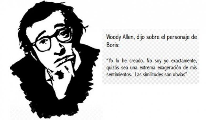 """Woody Allen sobre """"Si la cosa funciona"""""""