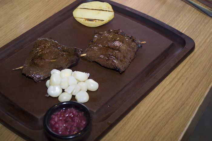 Carne de corazón