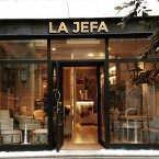 La Jefa - Home bar - Un buen día en Madrid